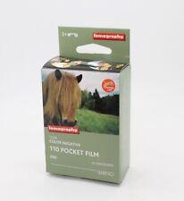 Lomography Tiger Colour Negative 110 Film Triple Pack- Brand-new boxed films