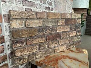 Wandverkleidung Verblendsteine Kunststein Steinoptik wandpaneele 3d Paneele