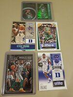 Kyrie Irving 5 Card Lot Boston Celtics Duke Hoops Panini Contenders Picture NBA