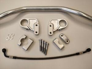 LSL Superbike Lenker-Kit BMW R 1100 S ABS (R2S)   01-03   silber