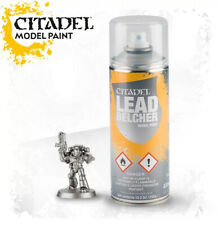 CITADEL Leadbelcher model paint Primer Warhammer Games workshop Spray Base NEW