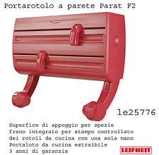 Leifheit Parat F2 wc-rollenhalter portascottex aluminium kochen hilfreich