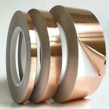 20m x20mm Copper Foil Tape Double Sided high Conductive Adhesive G2J8