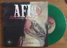 """Afi - The Leaving Song Pt II 7"""" Green Vinyl"""