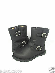 NEW TODDLER LITTLE KIDS UGG AUSTRALIA BOOT HARWELL BLACK 1001515 ORIGINAL