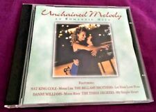 ♫♫ UNCHAINED MELODY ~ 20 ROMANTIC HITS ♫♫ GENUINE & COMPLETE CD ALBUM MINT DISC