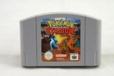 Pokémon Stadium (Nintendo 64) N64 Spiel o. OVP, PAL, GUT