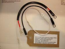 Kawasaki A7 Avenger Battery lead set & 20 amp single fuse