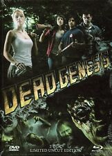 DEAD GENESIS - Blu Ray Disc & Dvd + Mediabook (6 Minutes Longer).