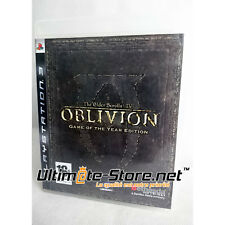 Jeu PS3 The Elder Scrolls IV Oblivion Game of the Year Edition - GOTY
