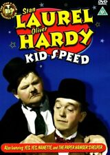 Laurel and Hardy - Kid Speed (DVD) (2008) Laurel and Hardy