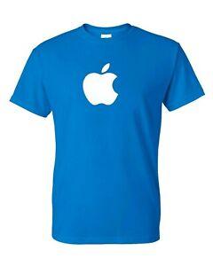 New Apple Logo T Shirt
