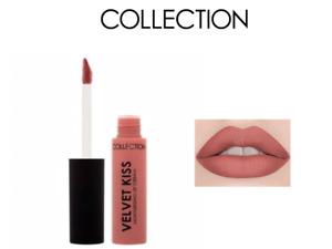 COLLECTION VELVET KISS MOISTURISING LIP CREAM - 2 CARAMEL x 2 & FREE 1 LIPLINER