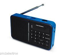 RADIO PORTABLE ENREGISTREUR avec USB - METRONIC - 477210