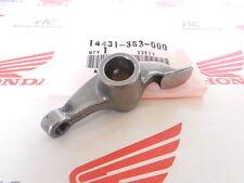 Honda XR 185 kipphebel válvula del motor original nuevo 14431-383-000