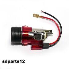 Kit Accendisigari Illuminato Rosso 12v Per Ford Mondeo Fiesta Ka Presa e Spina