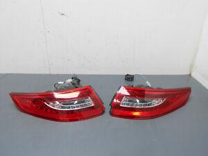 2006 06 Porsche 911 997 Carrera S Tail Light Set #8933 D7