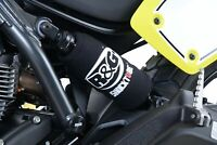 R&G RACING SHOCKTUBE PROTECTOR COVER Honda CB650F (2016)