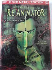 Re- Animator - H.P. Lovecraft - Untote Untermieter, Leichen Zombie, Bruce Abbott