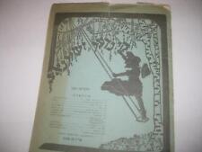 1929 February קינדער זשורנאל  YIDDISH JEWISH CHILDREN ILLUSTRATED PERIODICAL