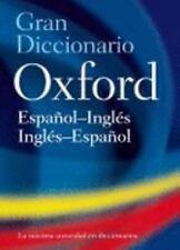 The Gran Diccionario Oxford (2008, Hardcover)