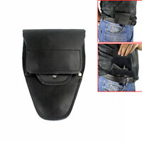 Concealed Carry Gun Holster Leather IWB Holster for Small and Medium Handgun