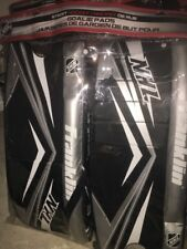 NHL street hockey goalie pads junior L/ XL 26in