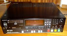Sony Rs DAT Radio Systems Digital Audio Tape Deck Model DTC-1000