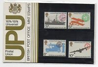 GB 1974 UPU Presentation Pack VGC. Stamps. Free postage!!