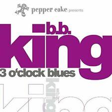 B.B. King 3 o'clock blues-Pepper Cake presents (2011)  [CD]