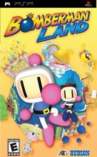 Bomberman Land PSP New Sony PSP