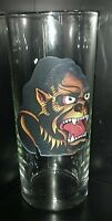 Don Ed Hardy High Hi Ball Glass by Christian Audigier Gorilla Head New Rare