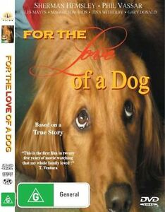 For The Love Of A Dog (Australian stock)