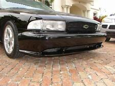 IMPALA CAPRICE BUMPERS SMOOTH EURO 91-96 ROLL PAN FRONT & BACK ROLLPAN