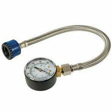 Silverline Mains Water Pressure Test Gauge - Silver 482913