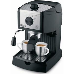 DeLonghi EC155 Pump Espresso and Cappuccino Machine U11