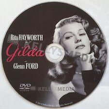 GILDA (1946) RITA HAYWORTH, GLENN FORD & GEORGE MACREADY FILN NOIR, DRAMA ON DVD