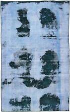 Designer Vintage Stone wash Used Look Perser Teppich Orientteppich 2,62 X 1,61
