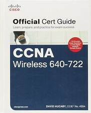 CCNA Wireless 640-722 Official Certification Guide (Official Cert Guide)