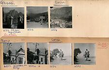 GHISONI NONZA - 7 Photos Vues des Villages - Pl. Corse 10
