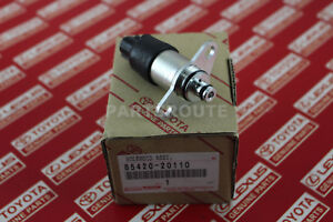 Toyota Camry Solara Celica 5SFE 2.2L OEM Transmission Solenoid Assy 85420-20110