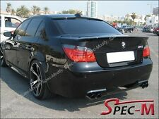 Painted 475 Sap Black AC Type Trunk Spoiler Roof Wing BMW 2004-2010 535i 550i M5