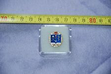 SERBIAN ARMY-UNIVERSITY OF DEFENSE PIN BADGE