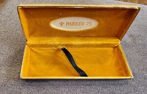 "Vintage Parker ""75"" original box"