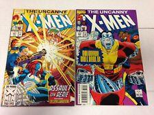 The Uncanny X-Men #301 302 303 304 305 306 307 308 309 310 1993