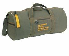 Rothco 2354 24 inch Canvas Equipment Bag - Olive Drab