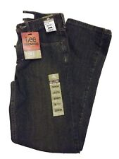 Lee Premium Relaxed Straight Leg 30x34 Jeans New NWT