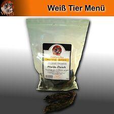 Weiß Premium-Plus Pferde-Fleisch getrocknet 150g - Premium Snack