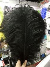 Ostrich feathers 10-100pcs 6-24 inch/15-60 cm High quality multicolour 10 colour