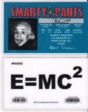 Albert Einstein Princeton Nj drivers license identification id i.d card driver's